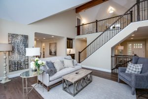 Formal Family Room Open View