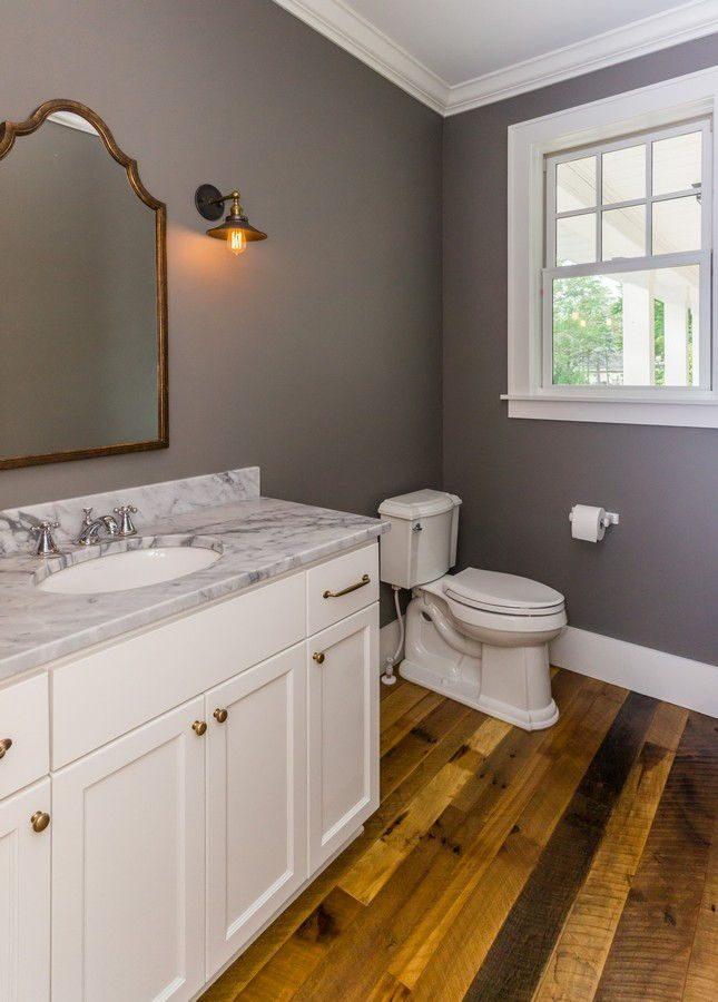 Half Bath - Main Level