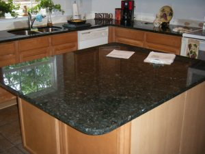 Granite counter 1