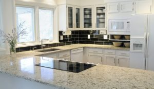 natural Quartz kitchen Countertops