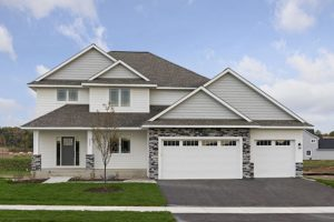luxury custom home build by xpand inc