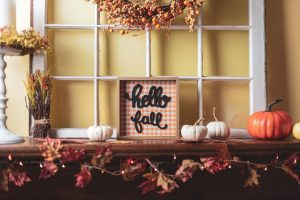 Fall decor home decorations