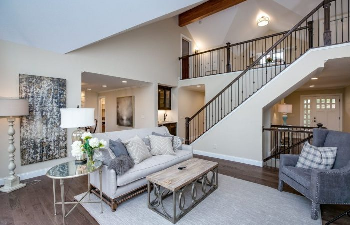 Formal Living Open View