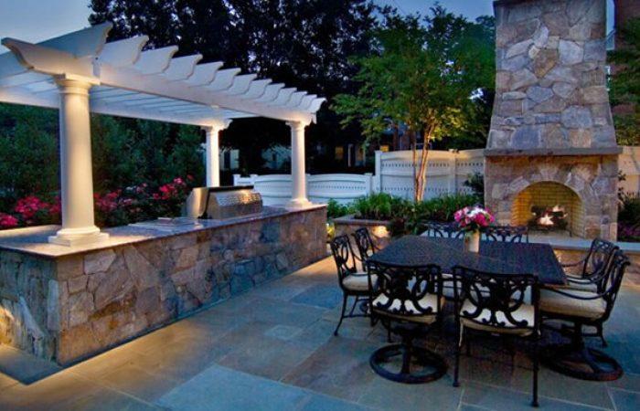 outdoor-lighting-grilling-area